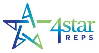 4 Star Reps logo